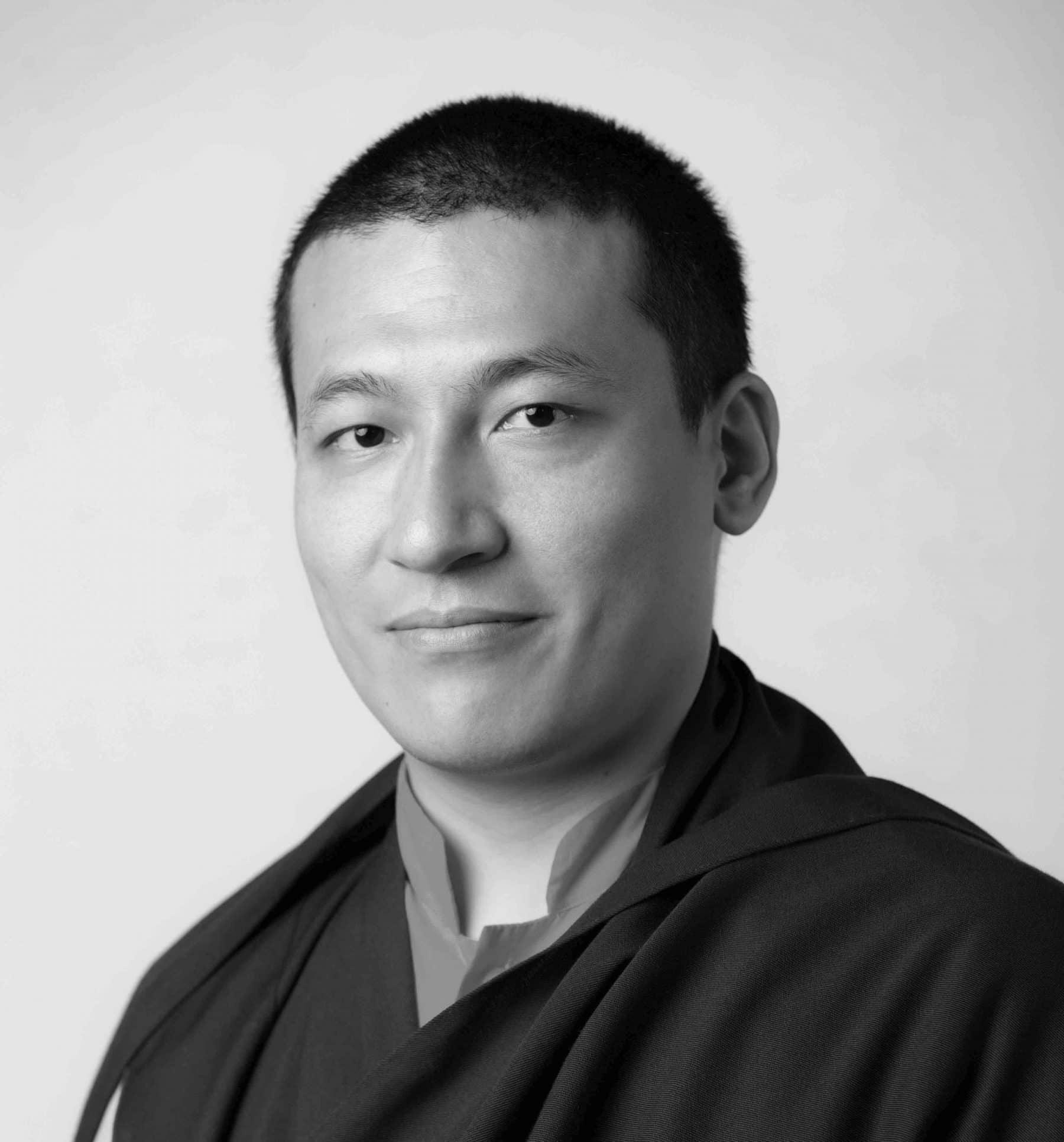 Thayé Dorjé, Sa Sainteté le 17ème Karmapa